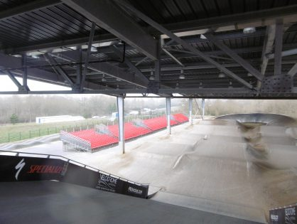 Velodrome nationale – stade BMX